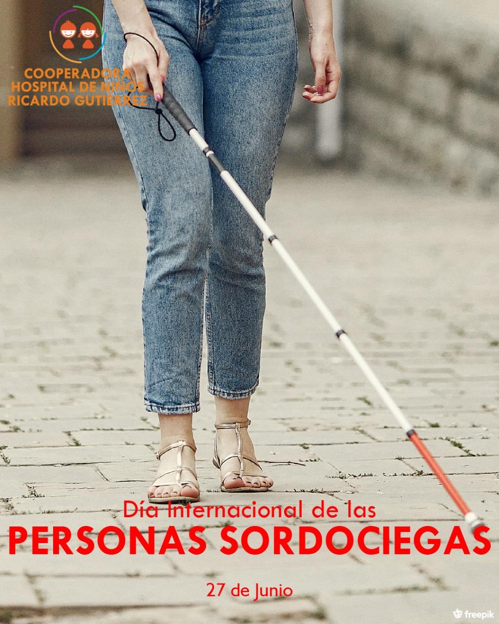 Día Internacional de las Personas Sordociegas