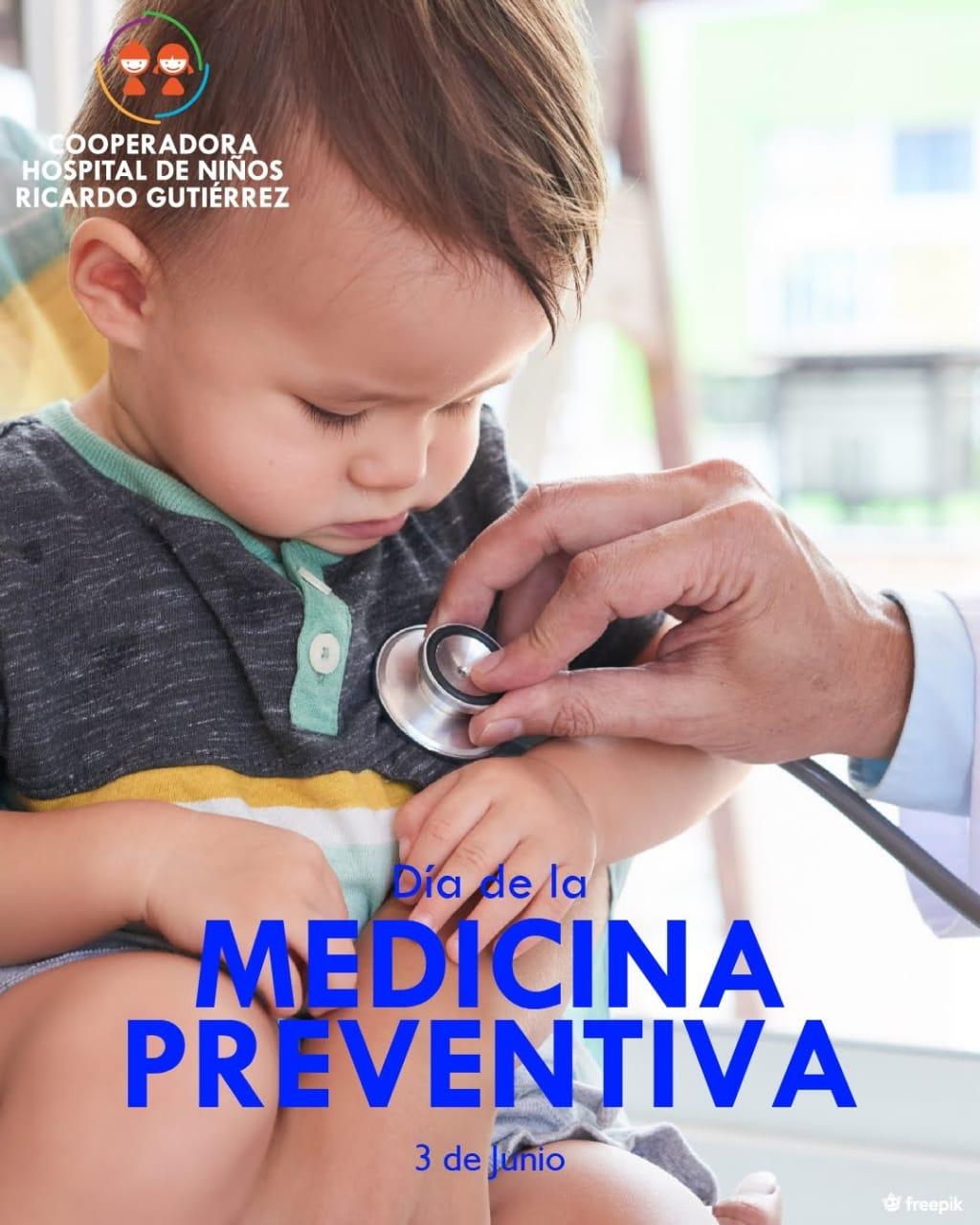 Día de la Medicina Preventiva