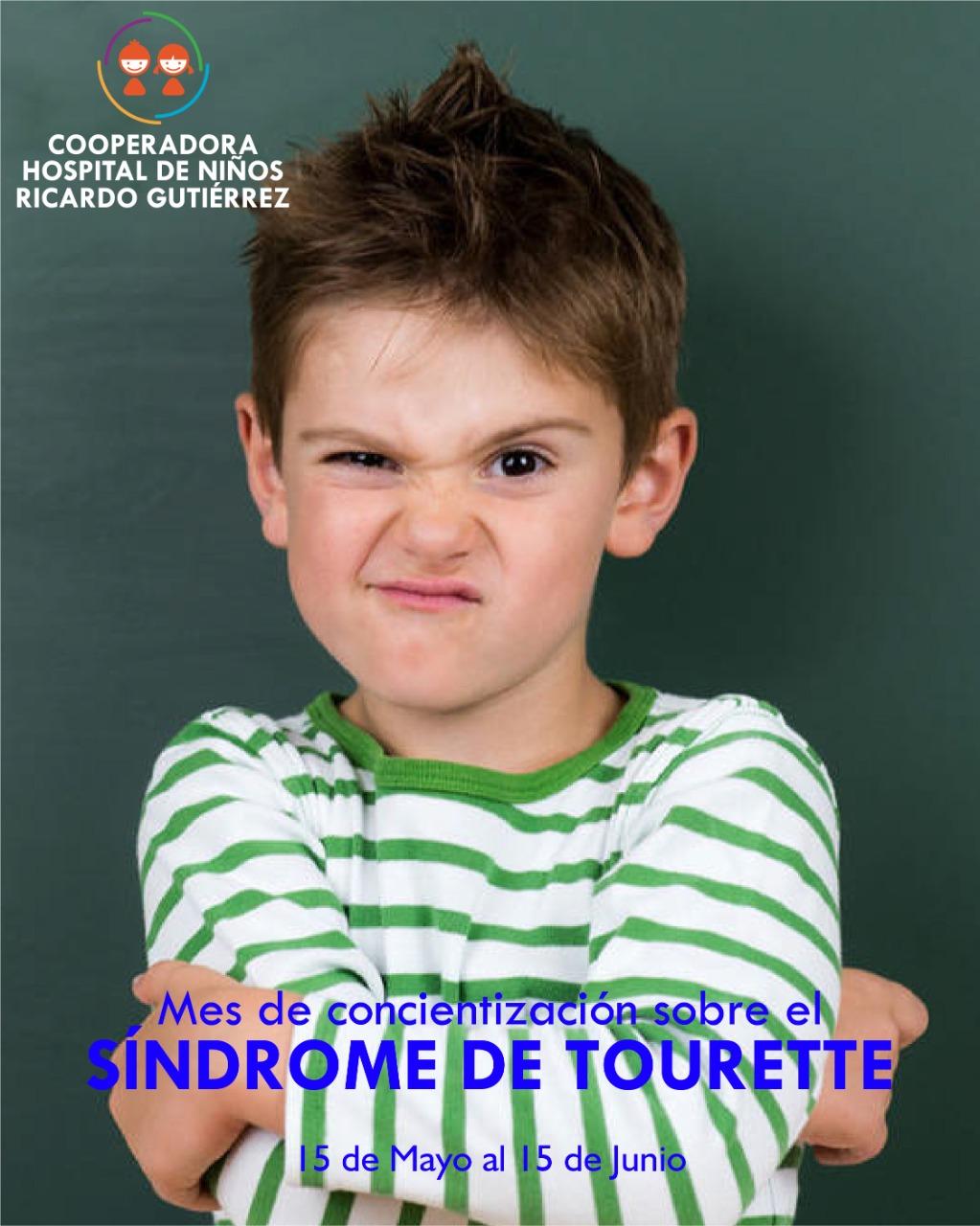 Mes de Concientización sobre el Síndrome de Tourette